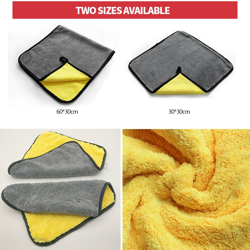 Microfiber Towel Cleaning & Care for Car Accessories® – Best Gadget Store