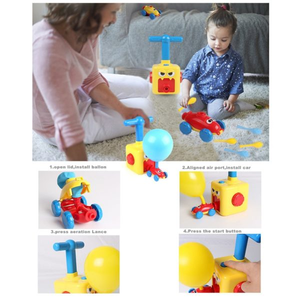 Balloon Car Toy for Kids®