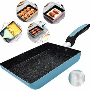 Non-Stick Rectangle Frying Pan for Kitchen Accessories®