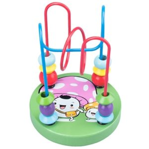 Circles Bead Maze Toy for Kids - Wooden®