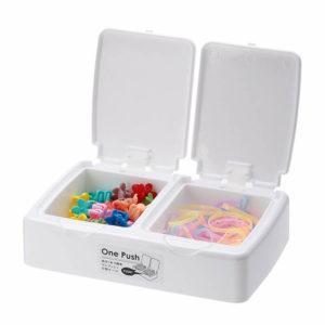 Press Button Mini Storage Box for Home Accessories®