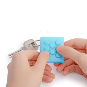 Bubble Fidget Keychain®