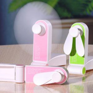 Foldable Mini Fan with USB Charging®