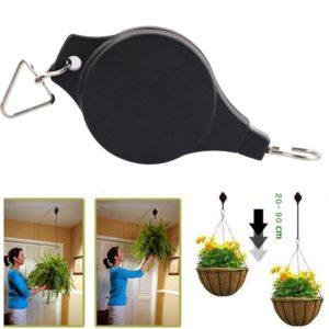 Retractable Pull Down Hanger for Flower Pots®