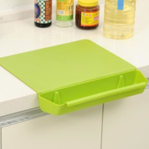 2-in-1 Cutting Board with Detatchable Storage®